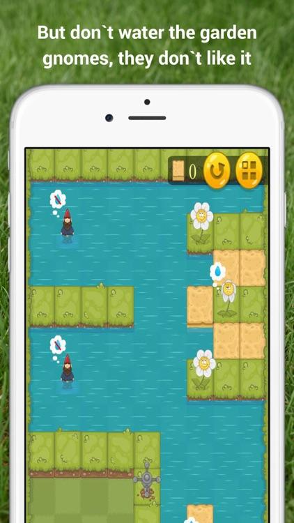 Grow: Water the Garden Flowers screenshot-3