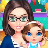 Codes for Teacher & Newborn Baby Story - School Babysitting Fun Hack