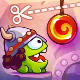 Ícone do app Cut the Rope: Time Travel