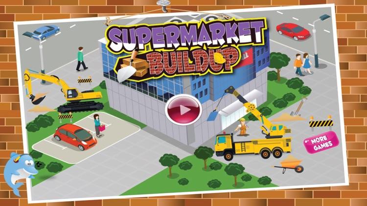 Supermarket Boy Shopping Mall Buildup - Design & build a super market from scratch screenshot-3