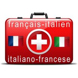Dictionnaire médical pour voyageurs français-italien