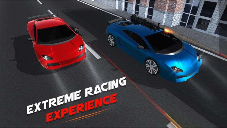 Combat Death Car Racing : Kill & Shoot The Traffic