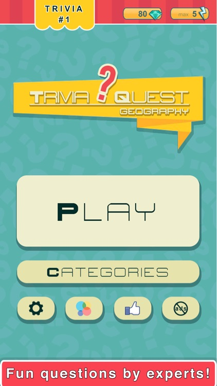 Trivia Quest™ Geography - trivia questions screenshot-2