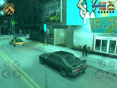 Screenshot #2 for Grand Theft Auto III