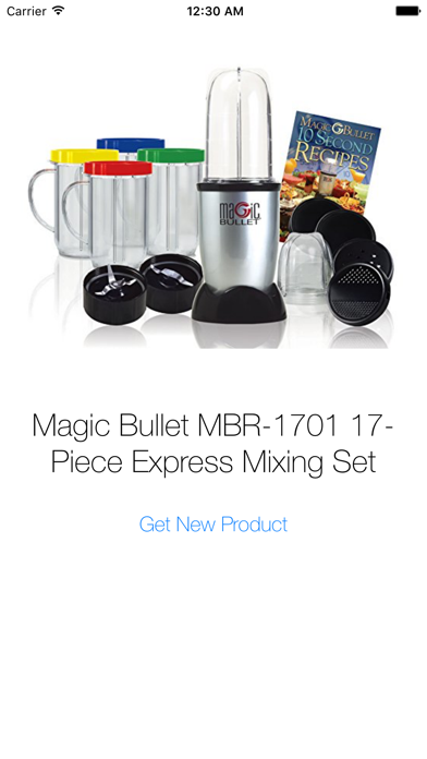 Random Product Finder - Find Random Stuff Online screenshot one