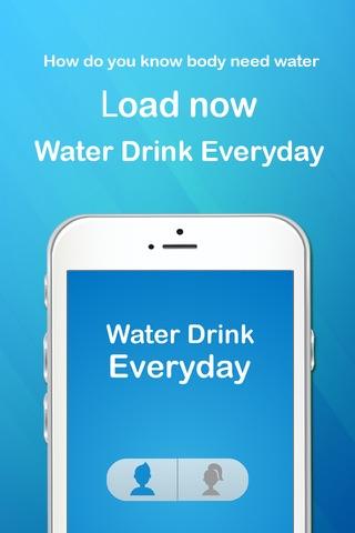 Water Everyday screenshot 1