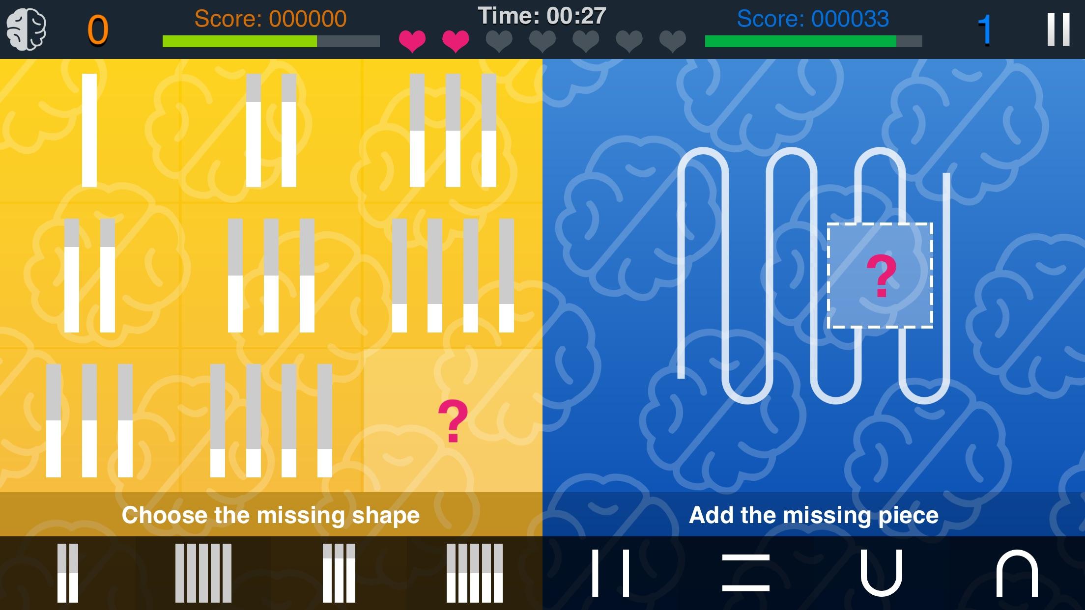 2 Things at Once Screenshot