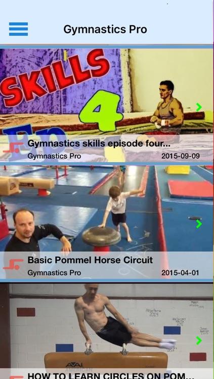 Gymnastics Pro