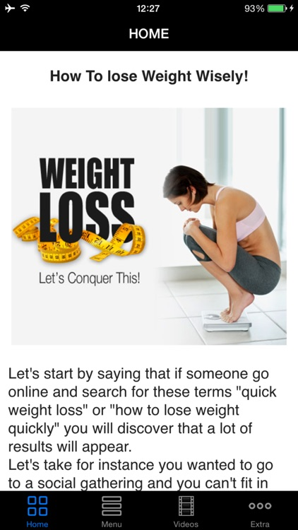 How to Lose Weight Fast, What Dietitians Don't Want You to Know.