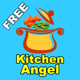 Kitchen Angel - Recipe Organiser & Premium Cookbook