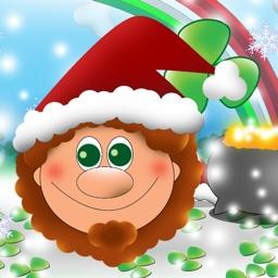 Christmas Patty's Leprechaun Jump FREE - Winter World Edition