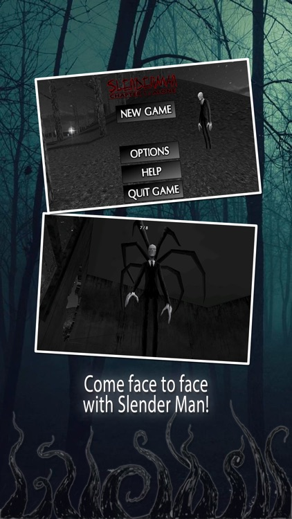 Slender Man - Chapter 1: Alone Free screenshot-4