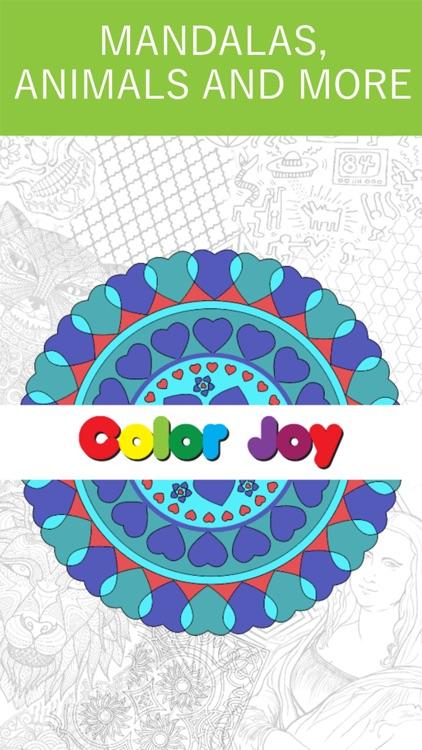 Mandala Coloring Book!
