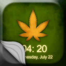Weed Wallpaper Maker – Free Backgrounds and Ganja Home Screen Pictures for iPhone