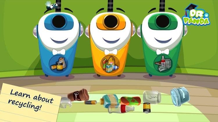Dr. Panda Supermarket screenshot-4