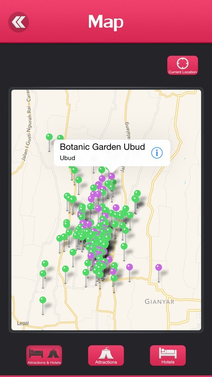 Ubud Travel Guide screenshot-3