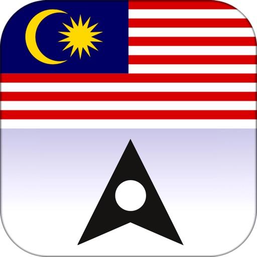 Malaysia Offline Maps & Offline Navigation