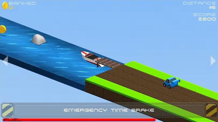 Cubed Rally Redline screenshot-3