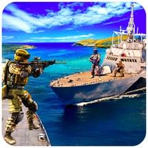 Army Navy Warship Battle