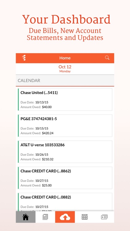 FileThis - All Bills & Accounts Instantly Managed and Organized screenshot-3