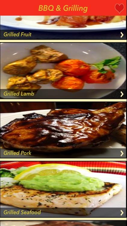 2000+ BBQ & Grilling Recipes screenshot-3