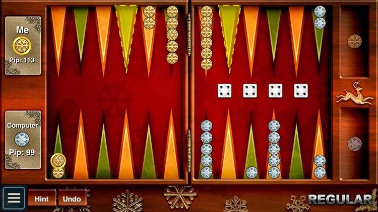 Backgammon Premium - Multiplayer Online Board Game screenshot-3