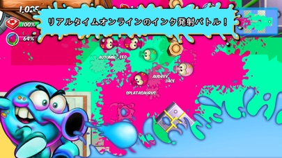 Splat Warsスクリーンショット2