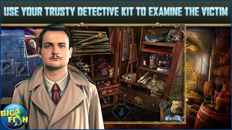 Dead Reckoning: Brassfield Manor - A Mystery Hidden Object Game