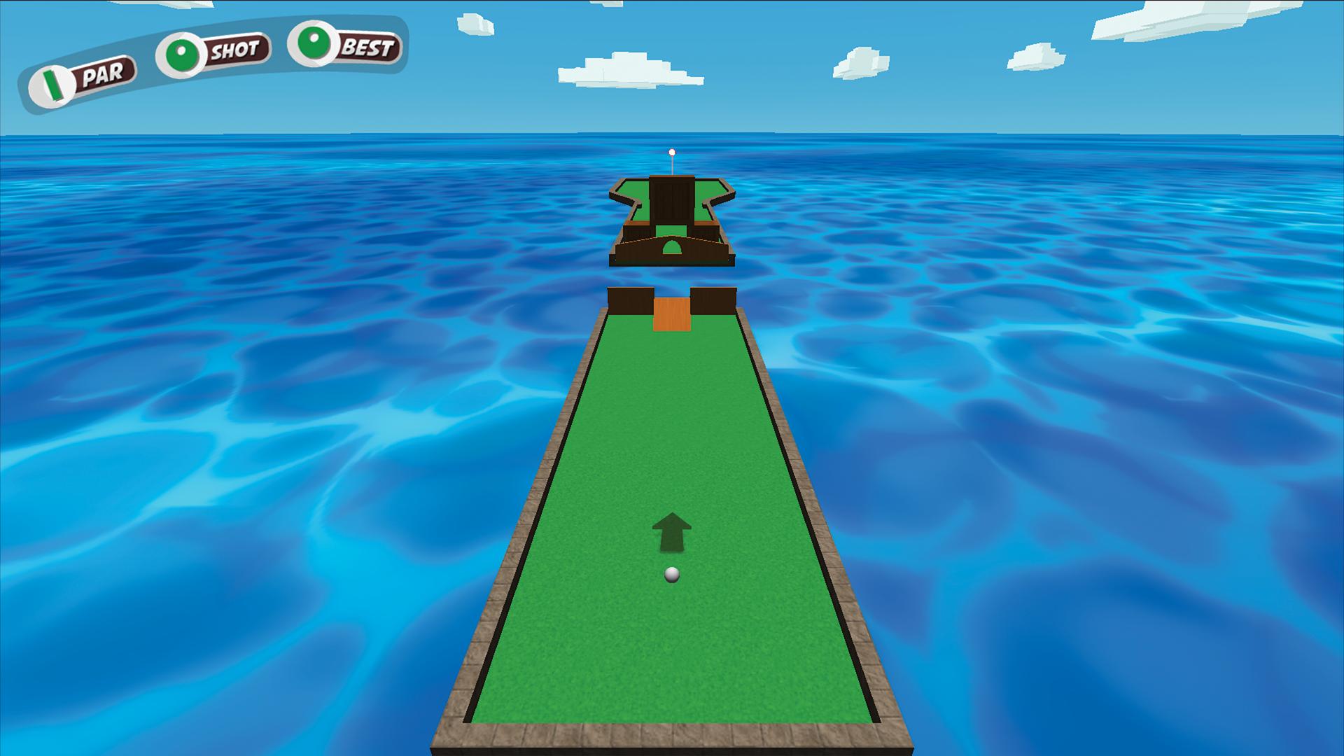 Mini Golf Star Retro Golf Game screenshot 14