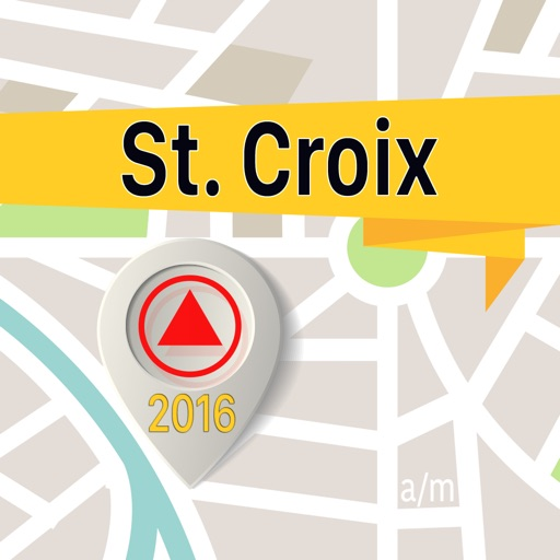 St. Croix Offline Map Navigator and Guide