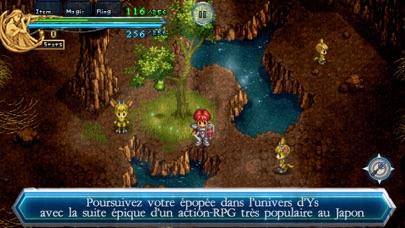 Screenshot #1 pour Ys Chronicles II