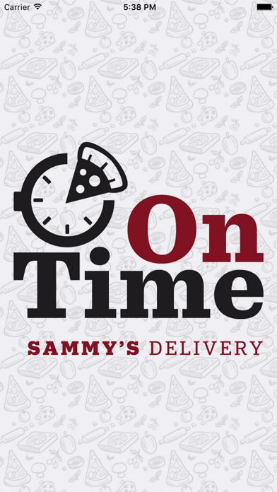 Sammy's Pizza On Time screenshot one