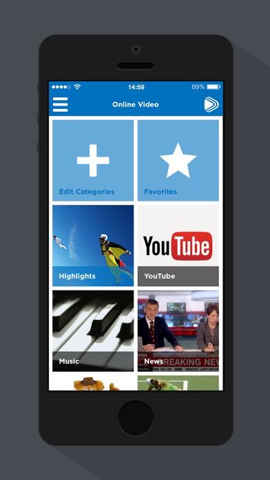 Medienzentrum für WD TV LiveScreenshot von 3