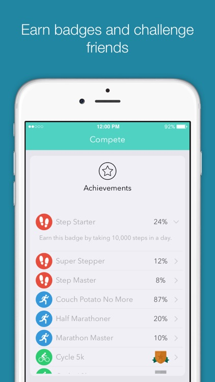 FitDash - Social Calorie, Activity and Nutrition Tracker screenshot-4