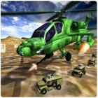 Mount Helicopter Combat 3D icon