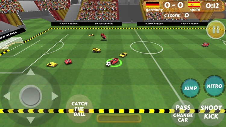 AutoBall Nitro&Jump screenshot-1