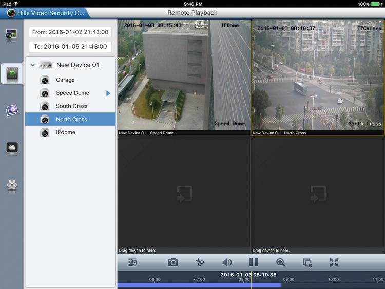 Hills Video Security CCTV