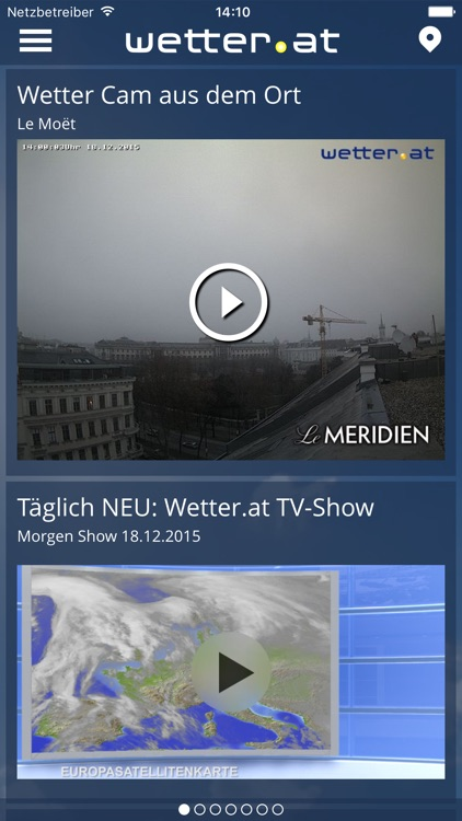 wetter.at PRO screenshot-1