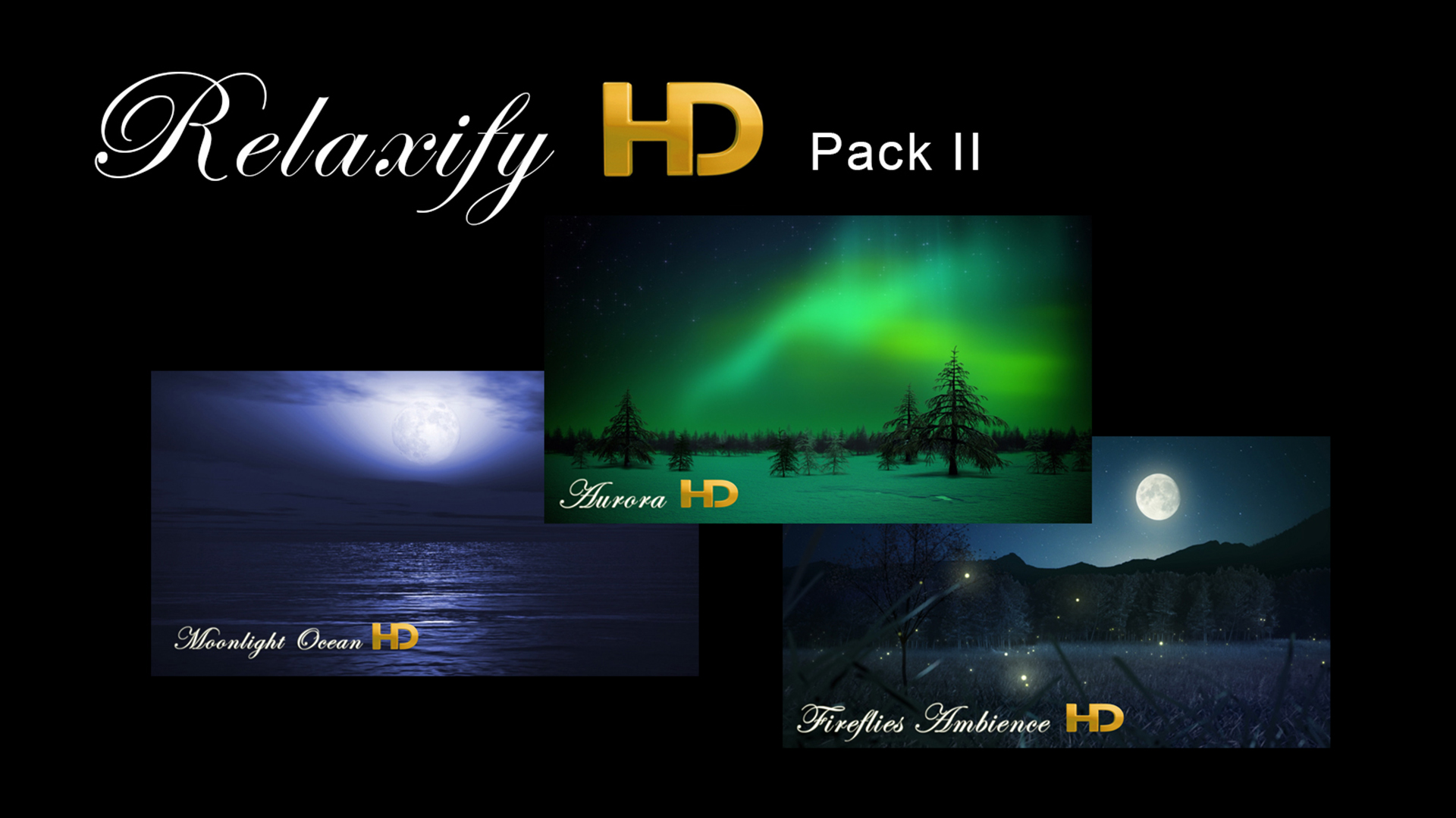 Relaxify HD Pack II screenshot 9