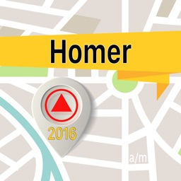 Homer Offline Map Navigator and Guide