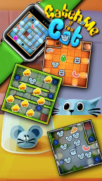 iphone cat game t 233 l 233 charger catch me if you cat puzzle for apple 4898