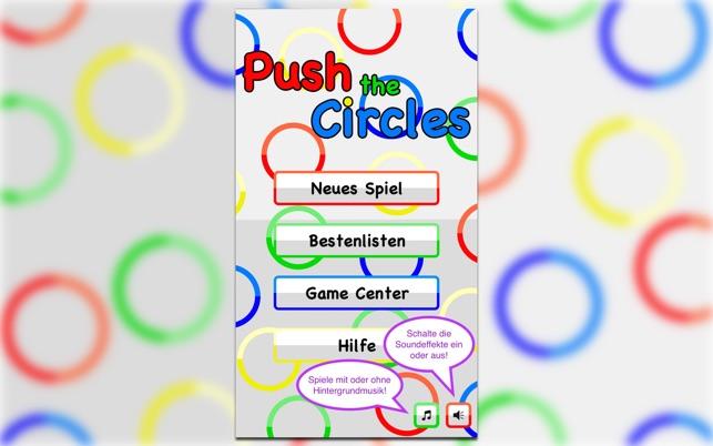 Push the Circles Screenshot