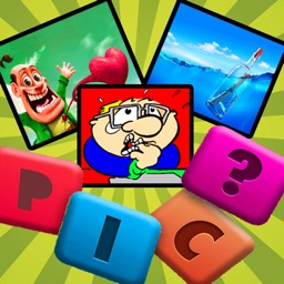 Intelligent Brain Quiz -challenging four pics 1 word puzzle iq test game with attractive images