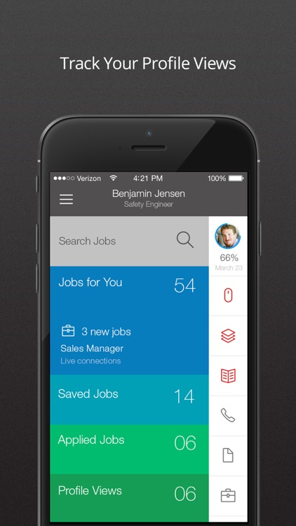 Naukrigulf Job Search App