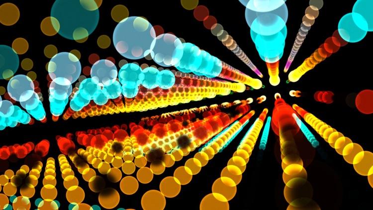 Spectrum Music Visualizer VR screenshot-3