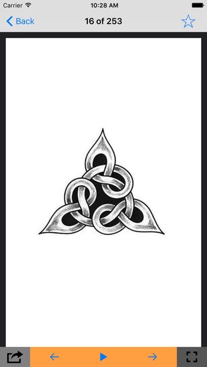 Celtic Tattoos Designs screenshot-3