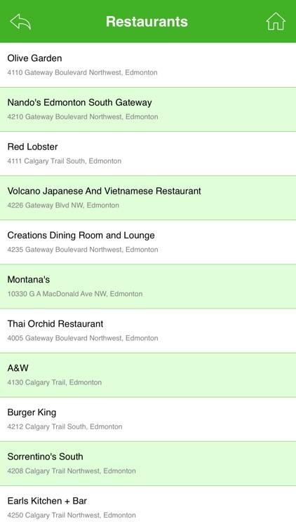 Best App for Olive Garden Restaurants screenshot-4
