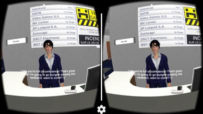 Screen Shot Under CalyPso VR 2