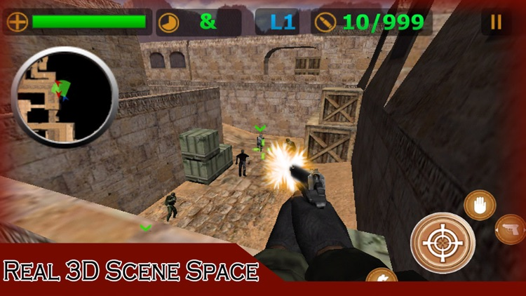 Zombie Sniper 3D - Critical Shooting:  A Real FPS Zombie City 3D Shooting Game screenshot-4
