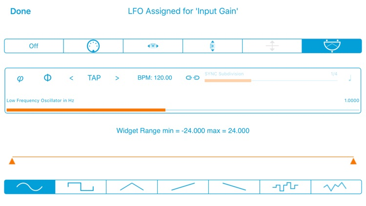 Limiter - Amazing Noises Audio Processor screenshot-3